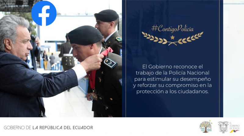 CONTIGO POLICÍA NACIONAL.